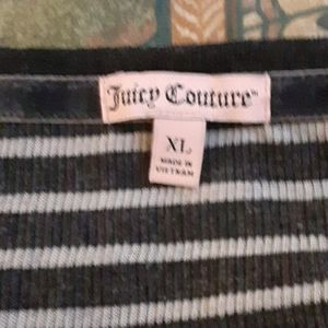Juicy Couture Tops - Juicy Couture henley sweater shirt